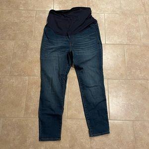 J Crew Size 32 Maternity Jeans